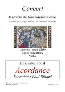 affiche St Blaise 11 05 2012