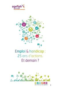 Agefiph brochure 25 ans