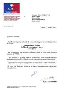 courrier rc