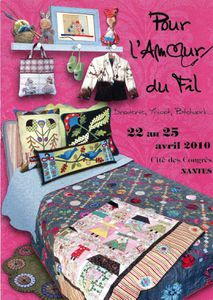 amour du fil carte salon 2010 comp