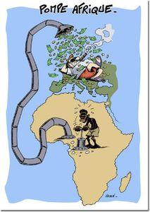 Francafrique Photos de Lutte contre le néocolonialisme et