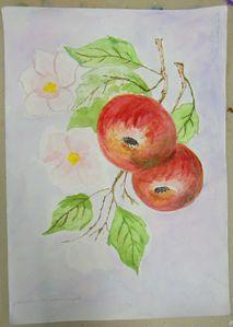 Atelier de Flo 08-Peinture-Donchery-Ardennes-Flo Megardon 5