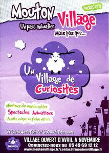Mouton-village