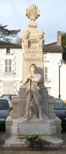 Monuments aux morts de SMARVES 86240