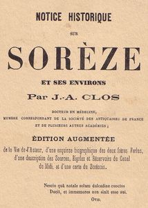 clos sorèze citation ovide