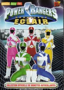 film power ranger sauvetage eclair saison 08 : 40/40 FRENCH en streaming