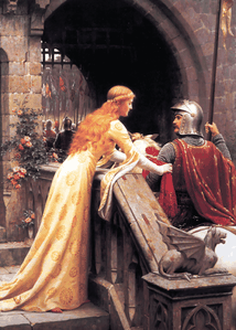 Edmund-Blair-Leighton-Paint