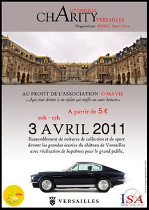 Affiche Charity
