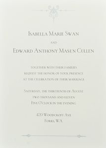 Belward's wedding invitation 3