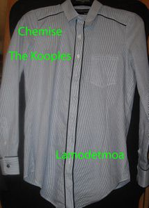 chemise the kooples