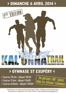 Flyers Kal Onna Trail (sans coupe)