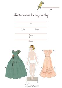 invitation-vintageprincess