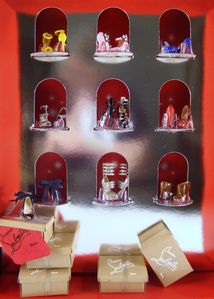 2010 Shoe Collect. Barbie by Christian Louboutin (en boite
