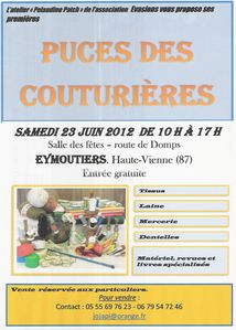 Eymoutiers-Puces