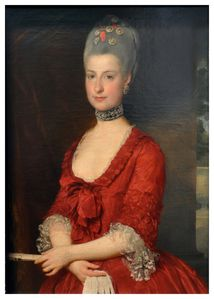 1766 erzherzogin maria chri