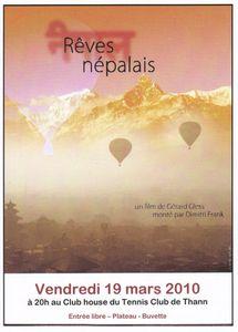 Rêves Népalais