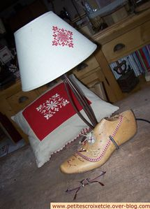 Lampe forme chaussure (15)