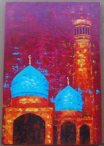 Mosquée Ouzbekistan