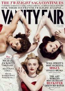 Vanity Fair UK Juillet 2010