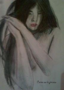 dessin asiatique