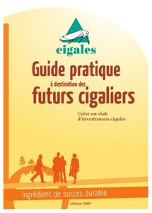 Guide pratique Cigaliers