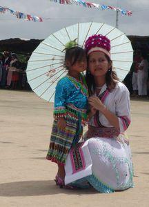 Hmong endimanché
