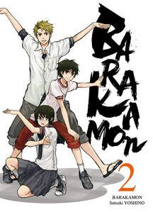 Barakamon 2