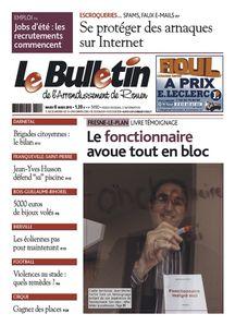 Bulletin Darnétal la une 6 mars 2012