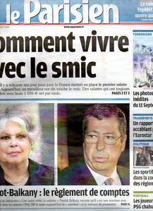 le parisien n°20349 du 11 02 2010