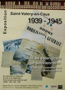 Affiche St Valery en Caux