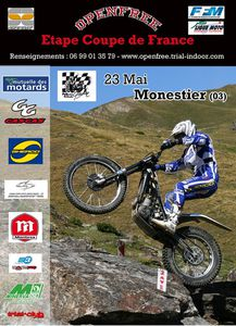 Affiche Openfree Monestier
