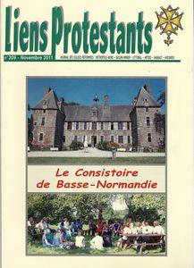 Le consistoire erf de basse normandie le blog de liens protestants le jour - Journal basse normandie ...