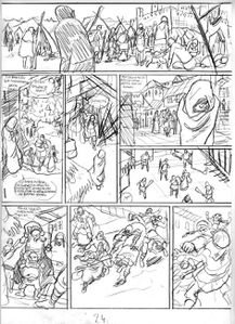 page 24 story board 1