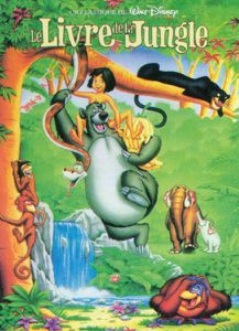 affiche Livre de la jungle 1967 1