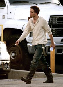 Robert Pattinson - Reshoot WFE 4