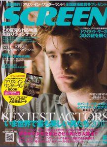 Screen Japon mai 2010