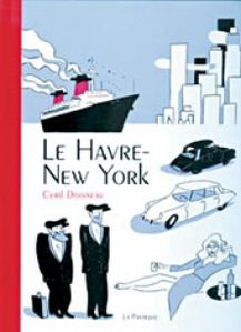 le havre new york