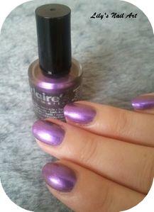 Claire's violet duochrome