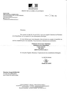 20130702 prefecture coupure EDF courrier