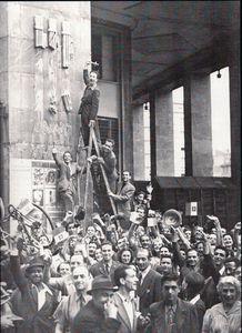 Milano 26 luglio 1943