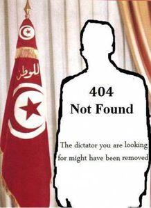 ben ali, page 404 not found