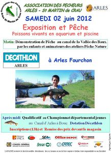 qualif 2012 Arles & Decathlon