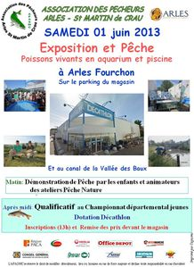 qualif 2013 Arles & Decathlon