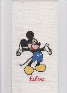 Mickey par Sylviane