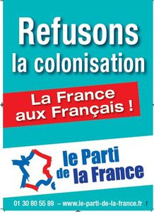 Refusons la Colonisation