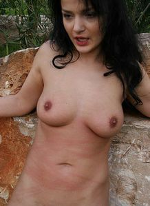 Video fessee et chatte frappee