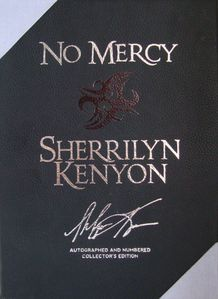 Coffret Collector 's Edition No Mercy