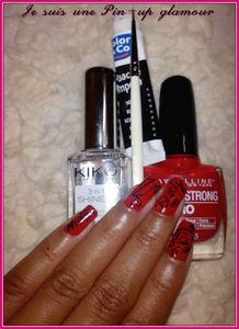 vernis pin-up glamour