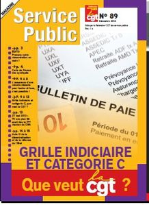 Publications ufict grand reims - Refonte de la grille indiciaire de la categorie c ...