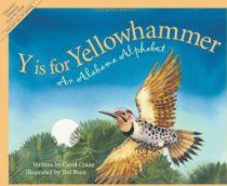 ALABAMA Y is for Yellowhammer